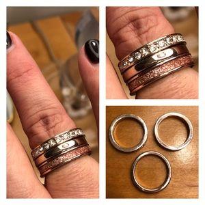 Jewelry Beautiful Gold Rose Large Knuckle Ring Poshmark